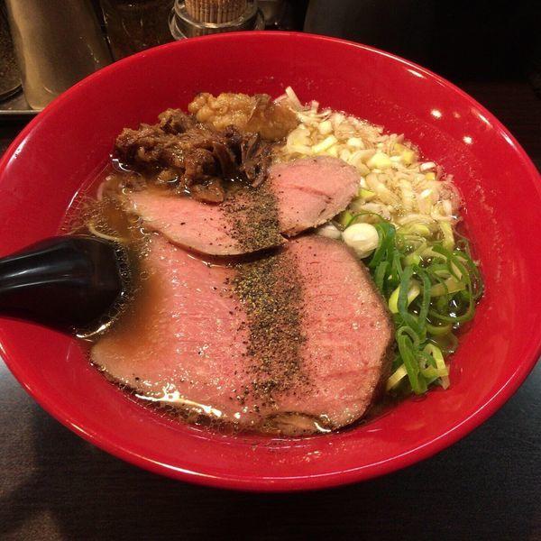 「【限定】牛骨ラーメン 1,000円」@ラーメンくれはの写真