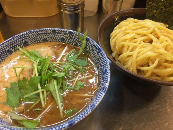 「つけ麺」@めん屋桔梗 銀座店の写真