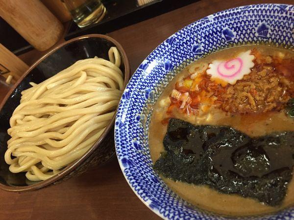 「坦々つけ麺」@次念序の写真