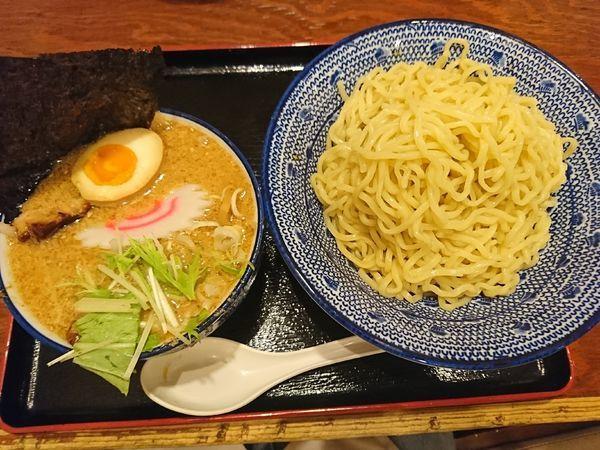 「ごまつけ麺(993円)」@ちゃーしゅうや武蔵 ピオニウォーク東松山店フロア1Fの写真