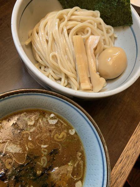 「つけ麺並」@つけ麺・らーめん 豆天狗 名古屋金山店の写真
