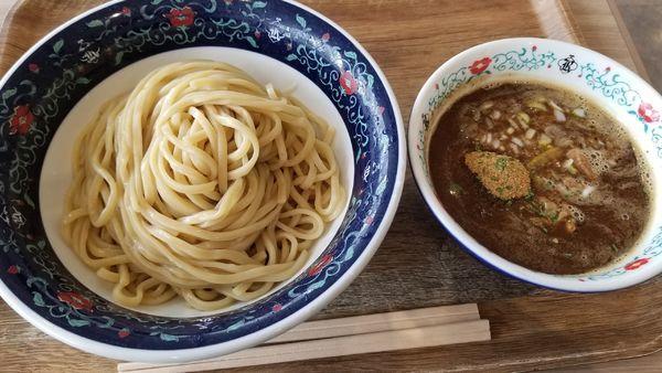 「にごらせつけ麺」@凌駕IDEA イオンモール松本店の写真