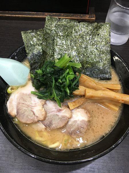「Aセット 醤油 +メンマ+チャーシュー」@らーめん家 せんだい 鶴ヶ峰本店の写真