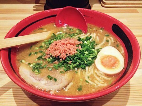 「海老味噌」@えびそば一幻 新宿店の写真