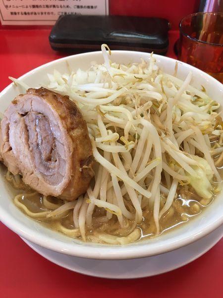 「ラーメン + 玉ネギ」@自家製麺 ダイサンの写真