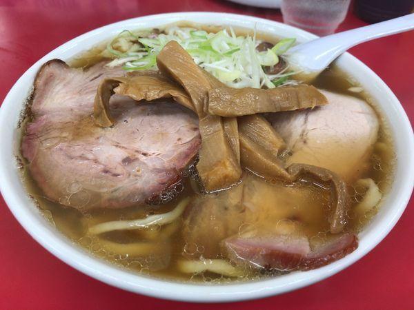 「チャーシュー麺」@一品香 城東店の写真