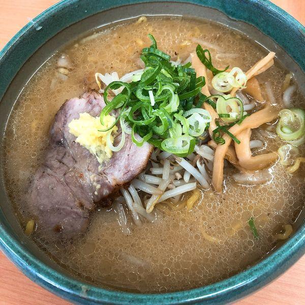 「味噌らーめん ¥780」@麺屋 彩未の写真