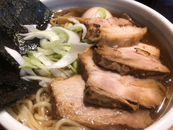 「特製江戸醤油ら〜麺(大)」@麺屋 江武里の写真