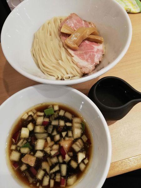 「つけ麺」@中華そば たかばんの写真