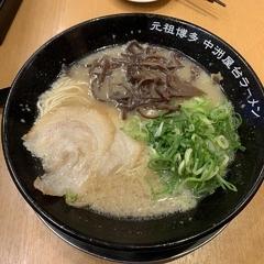 元祖博多中州屋台ラーメン 一竜 国分寺店の写真