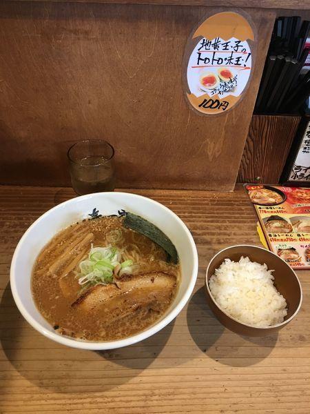 「醤油ラーメン」@春一家 三代目 麺宿の写真