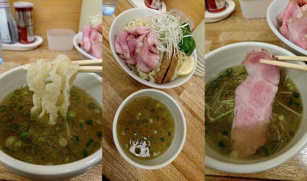 「『冷やし煮干つけめん+大盛(¥850+100)』」@麺屋 つるるの写真