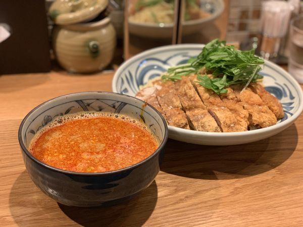 「排骨担々つけ麺」@Renge no Gotokuの写真