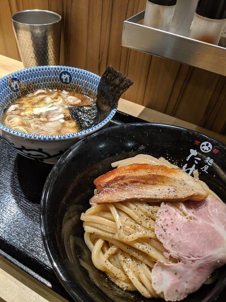 「つけ麺(小)220g  910円」@麺屋 たけ井 阪急梅田店の写真