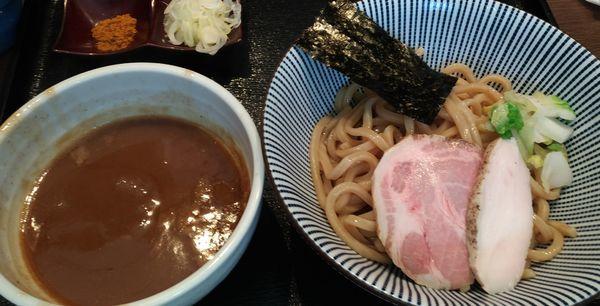 「つけ麺」@長男、もんたいちおの写真