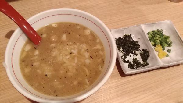 「蟹そば+雑炊セット¥980」@crab台風。の写真