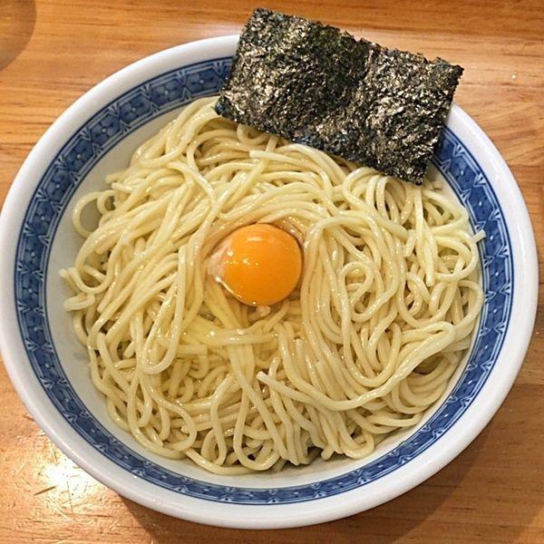「塩油そば (並)¥900+生卵¥50+ビール¥600」@自家製中華そば としおかの写真