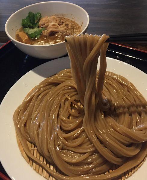 「肉そば並950円」@自家製うどん うどきちの写真