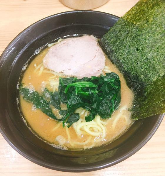 「ラーメン 700円」@横浜ラーメン 武蔵家 御茶ノ水店の写真