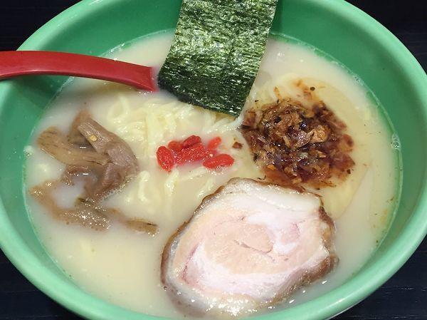 「むさし坊らーめん」@麺匠 むさし坊 武蔵浦和本店の写真