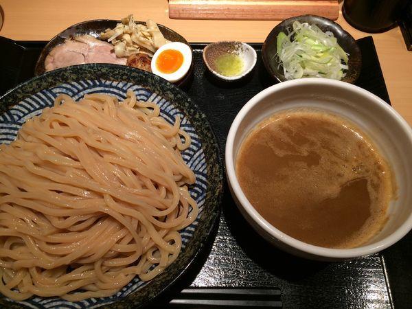 「つけ麺950円➕中盛100円」@つけ麺 道の写真