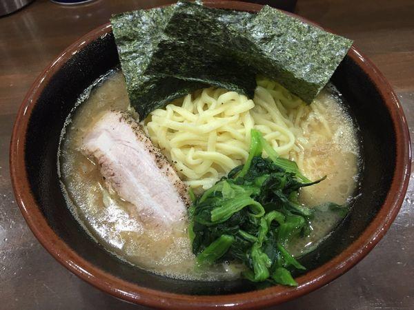 「醤油ラーメン」@究極汁麺 はねだ家の写真