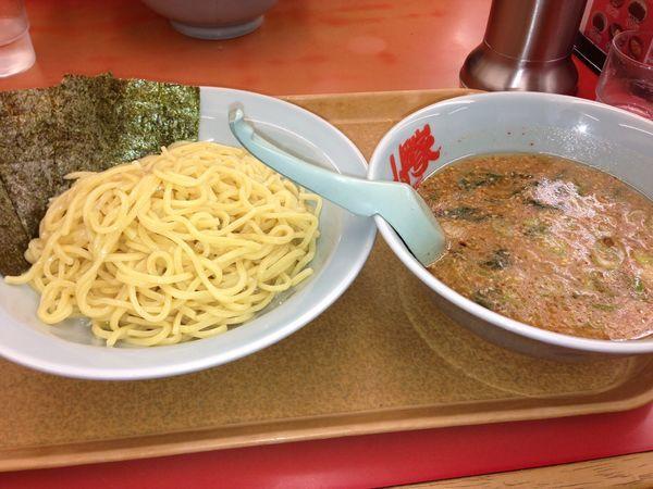 「味噌つけ麺」@ラーメン山岡家 笛吹店の写真