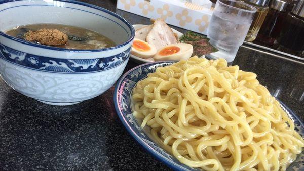 「特製つけ麺」@縁者の写真