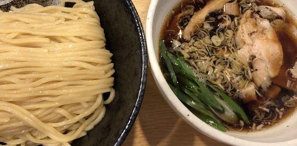 「つけ麺」@西梅田 らんぷの写真
