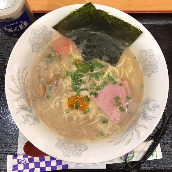 「熊本ラーメン」@キッチン美里の写真