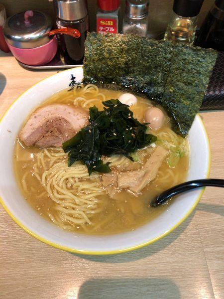 「塩豚骨」@らぁ麺処 寿の写真