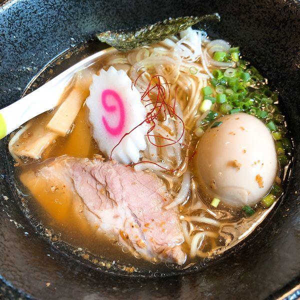 「味玉 鯛コク正油らぁ麺 ¥850」@麺処いっ歩の写真