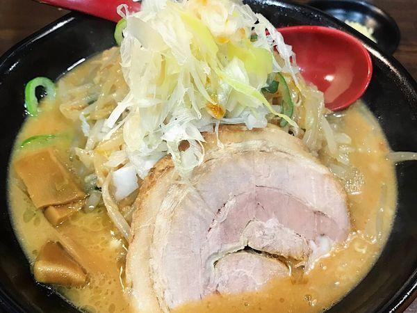 「味噌らーめん」@麺処 花田 池袋店の写真