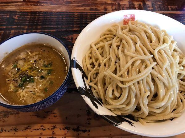 「煮干しつけ麺 特盛  918円」@麺屋 久兵衛の写真