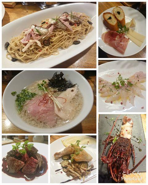 「【限定】スモークオイルサーディンの冷製和え麺」@麺庵 小島流の写真