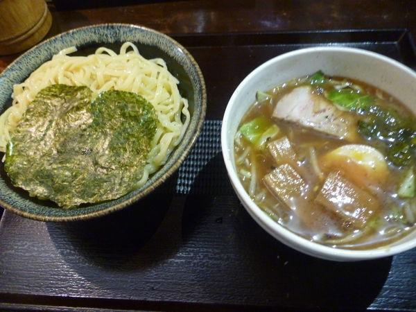 「野菜つけ麺」@肥後大勝軒の写真