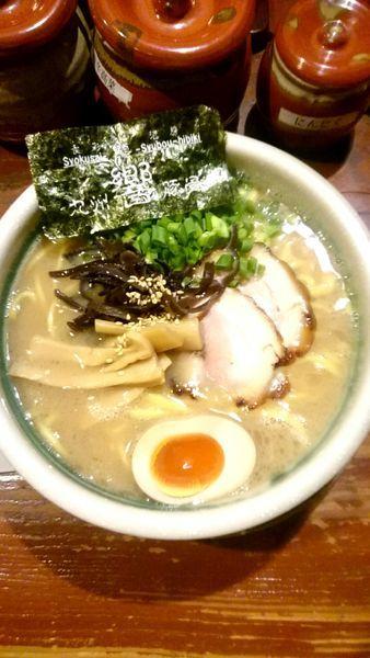 「響らぁめん  780円」@食彩麺酒房 響の写真