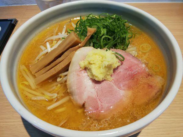 「濃厚札幌味噌 (麺大盛)」@らーめん三空の写真