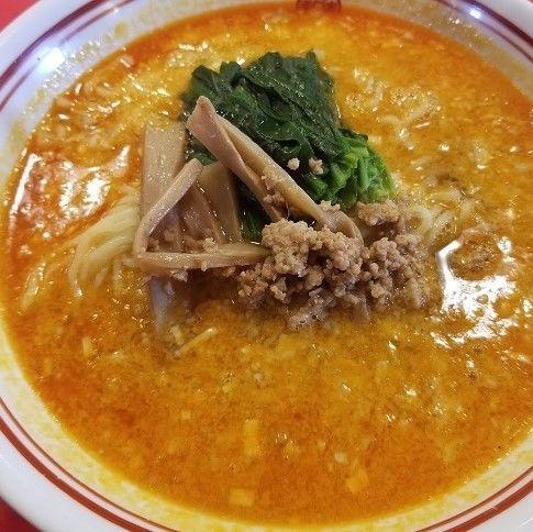 「担々麵 ¥710」@中国四川料理 成都酒家の写真
