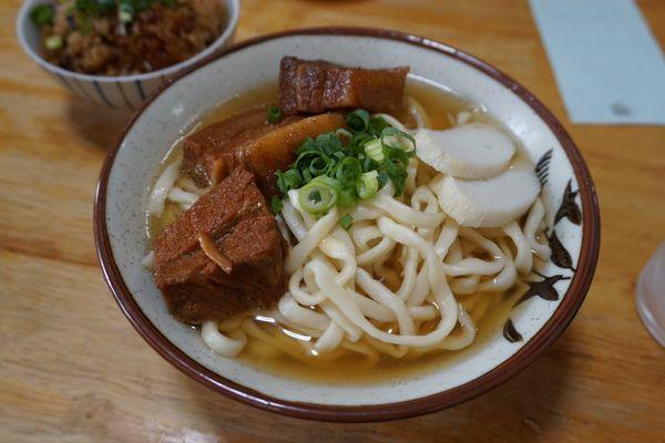 「そば 大」@きしもと食堂の写真