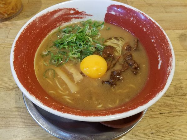 「徳島ラーメン」@徳島ラーメン 麺王 岡山駅前店の写真