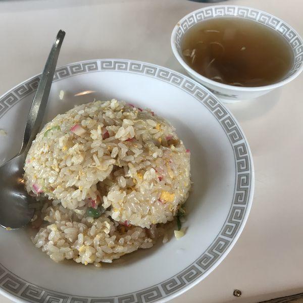 「チャーハン(¥600)」@中華料理 やまやの写真