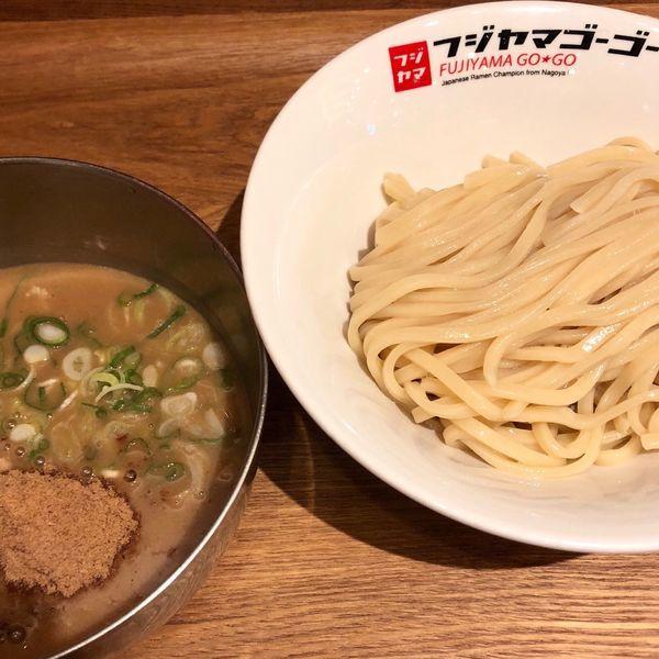 「魚介豚骨濃厚つけ麺 (850円)」@つけ麺・ラーメン フジヤマ55 小倉エキナカひまわりプラザ店の写真
