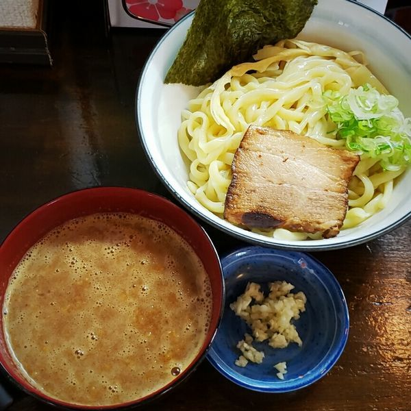 「つけ麺(並)680円」@麺や 酒処 よし乃の写真