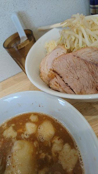 「つけ麺(750円プラス150円)」@ラーメン 他力也の写真