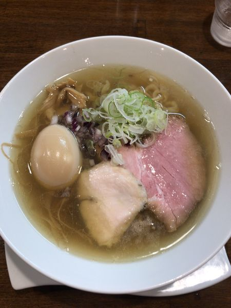 「味玉塩らぁめん」@麺.SUZUKiの写真