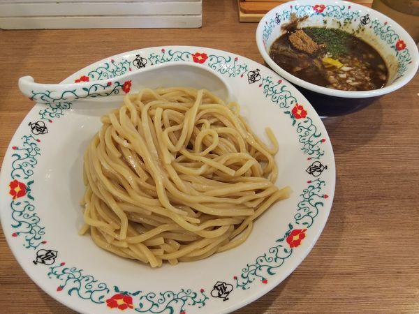 「にごらせつけ麺 (大盛り無料)」@凌駕 IDÉAの写真