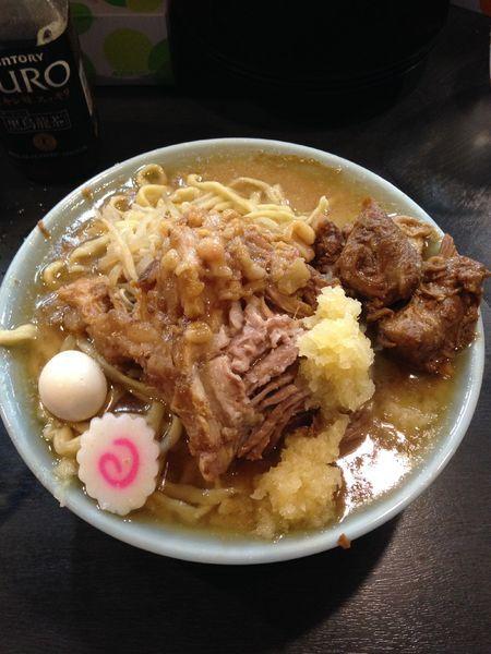 「ラーメン 850円」@自家製麺 No11の写真