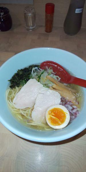 「冷麺」@にぼしらーめん88の写真