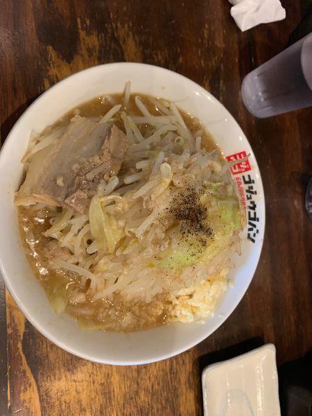 「二郎ラーメン」@つけ麺・ラーメン 五十五番 安城店の写真